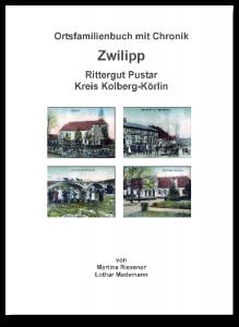 Buchtitel Ortfamilienbuch Zwilipp